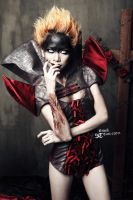 """Blood Noir"" - 7 by erwintirta"