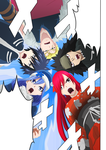 Fairy Tail - Manga Color 304 by lWorldChiefl