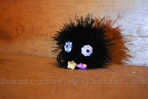 Soot ball by romanletters