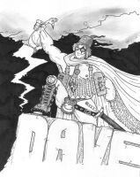 Vote Dave by newvani