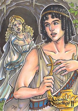 Classic Mythology II - Orpheus and Eurydice