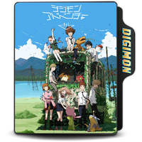Digimon Adventure Tri Folder Icon by Maxi94-Cba