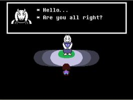 Tell Me What Has Happened Toriel by ask-FoxyWolfy