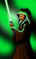 Jedi Master Ahsoka Tano. by ChooseCheese127