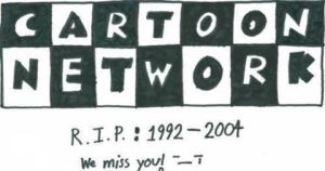 RIP Cartoon Network :( by RazorTaile