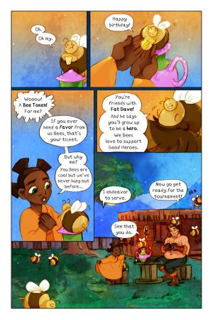 COD - LTL - Chapter Two - PG02 by DrMistyTang
