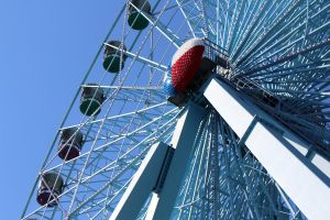 Ferris Wheel by drumgirl67