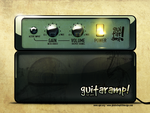 GUI design - guitar combo amp by upiir