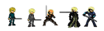 Raiden sprites JUS by yurestu