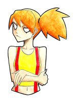 Misty by surrealtoons