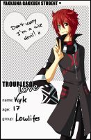 TBL: Kyle by chibifiy