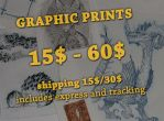 Graphic Prints in Storenvy by NightmareHound