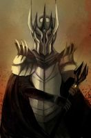 Sauron by domino-mine
