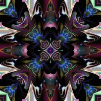 abstract fantasy135c by ordoab