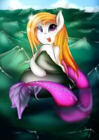 marie the mermare by franticlava
