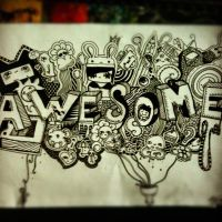 AWESOME by myrt-SHINee