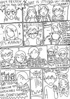 Epic Edge Fancomic - 4 Linx by Linxcat