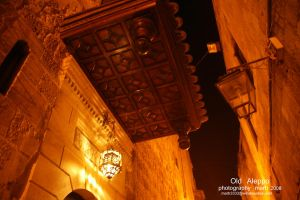 Old Entrance - Aieppo by marh333