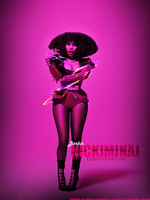 Nicki Minaj by TheSaffy
