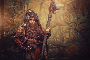Radagast by LilifIlane
