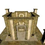 3D Stock - Temple 2 by yana-stock