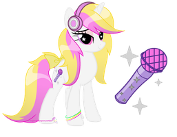Request for xGalaxyDashx Techno Spark oc by SugarMoonPonyArtist