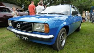 Opel Ascona B - Front by Arek-OGF