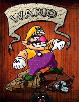 Wario - Don't Starve by JohnSegway