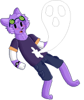 -Comm- Spoopy !! by sourteeth