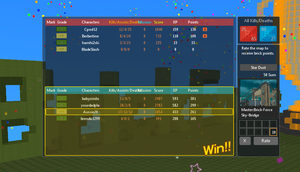 Second Win (Man I am good) by CeroCraft