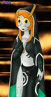 Princess Midna for Ruri-Irur by Huzzus