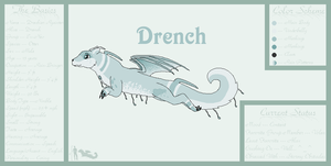 ::Ref Sheet:: Drench by RavenSerpent