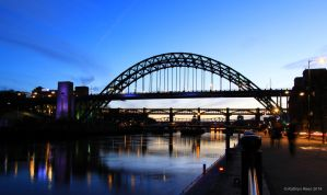 Newcastle Quayside III by KERphotography