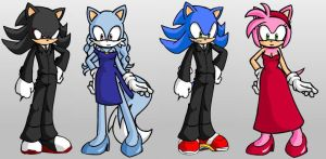 Sonic Prom by ChaosAngel5