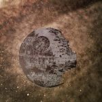 Death star by Ty-Machine