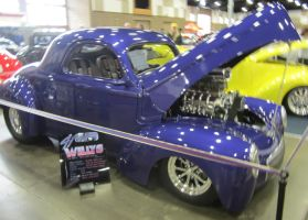 purple 41 willys by zypherion