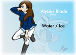 [CT - Awakening] Alysius Blade Application by TheShySky