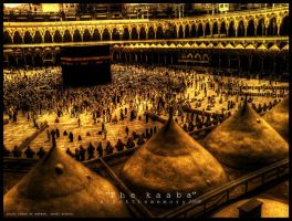 The kaaba by alertthememory
