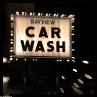 At the Carwash by hesitation