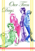 WWP- Our Teen days - cover by Tateshi-san