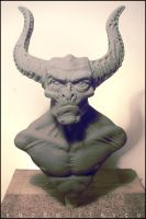 Ssculpey Demon 2 by nachoriesco