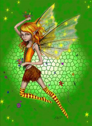 Gabbacho's Faerie Colored 2