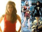Marie Avgeropoulos--Mary Marvel (Marie in red) by Shulkie