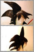 Son Goku or Bardock wig by EvilYuki