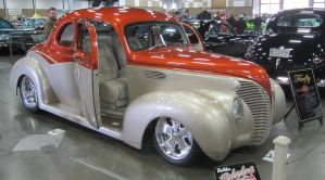 39 Ford standard coupe by zypherion