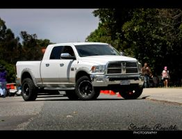 Dodge large SUV by RaynePhotography