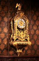 18th Century French Clock by barefootliam-stock
