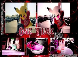 One Time PSD by LooseTalk