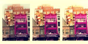 colorful NY . .... . second by inContrast