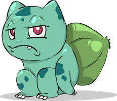 # 001 Bulbasaur by Weaponized-Wafflez